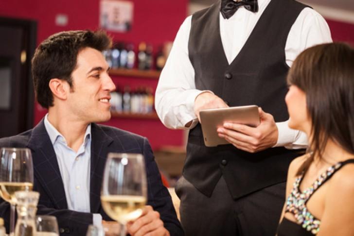 tablette restaurant